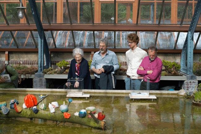 www.schattenvanutrecht.nl-opening-oude-hortus-2015-vijver-hans-van-der-leen